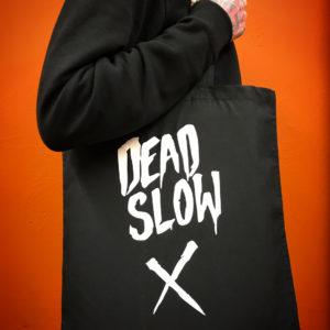 Dead Slow tote bag